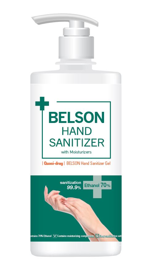 HAND SANITIZER- alcohol gel