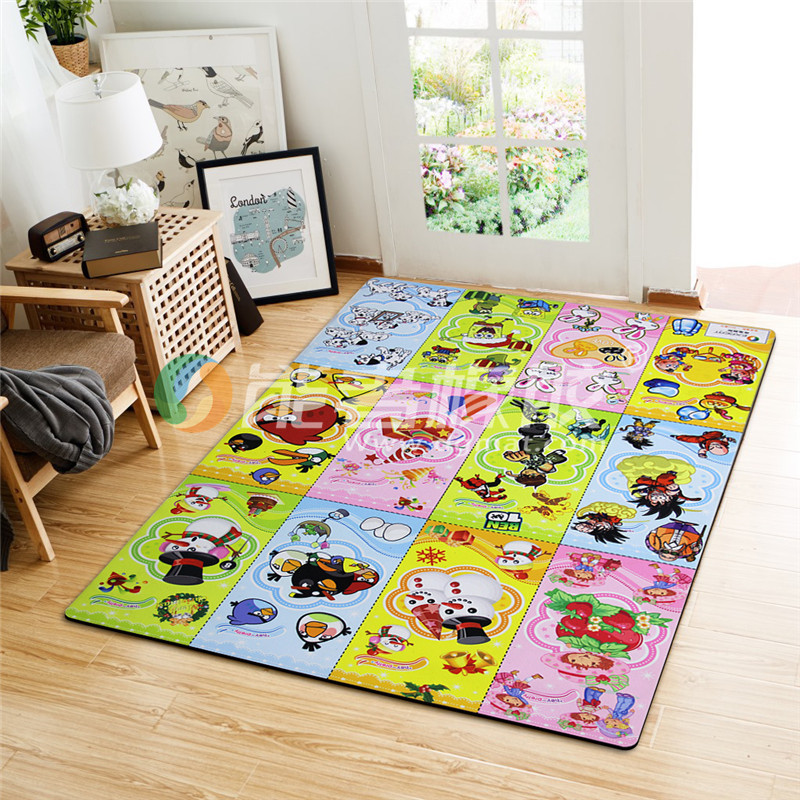 Kids Baby Play Mat Activity Picnic Crawl Mat