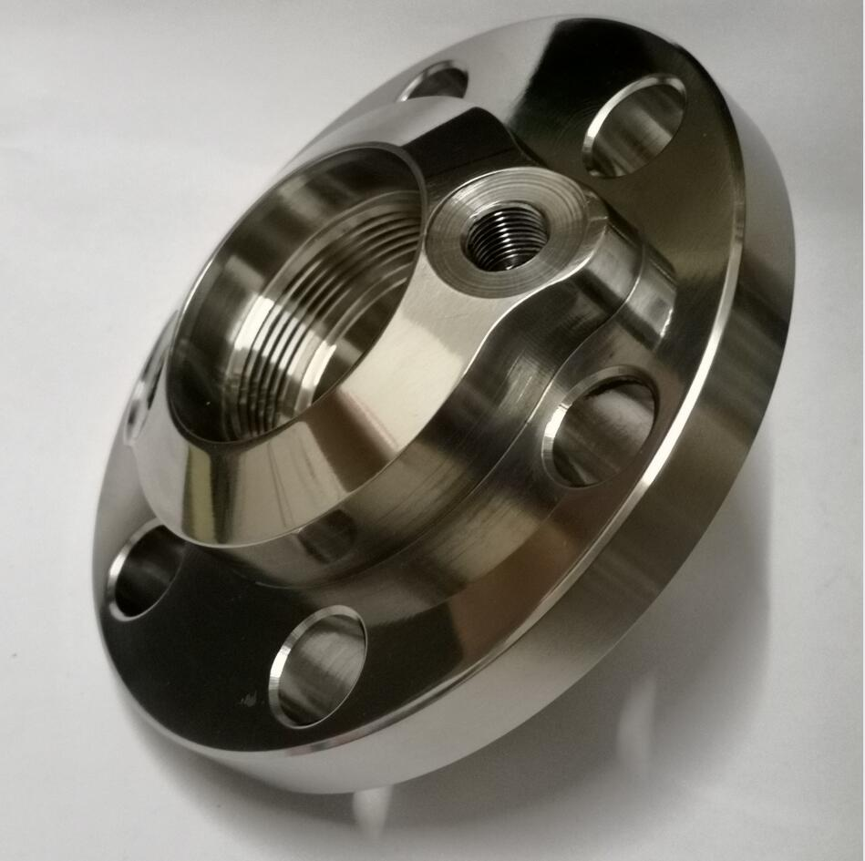 Precision CNC Milling Stainless Steel Mechanical Parts, CNC Machined Parts