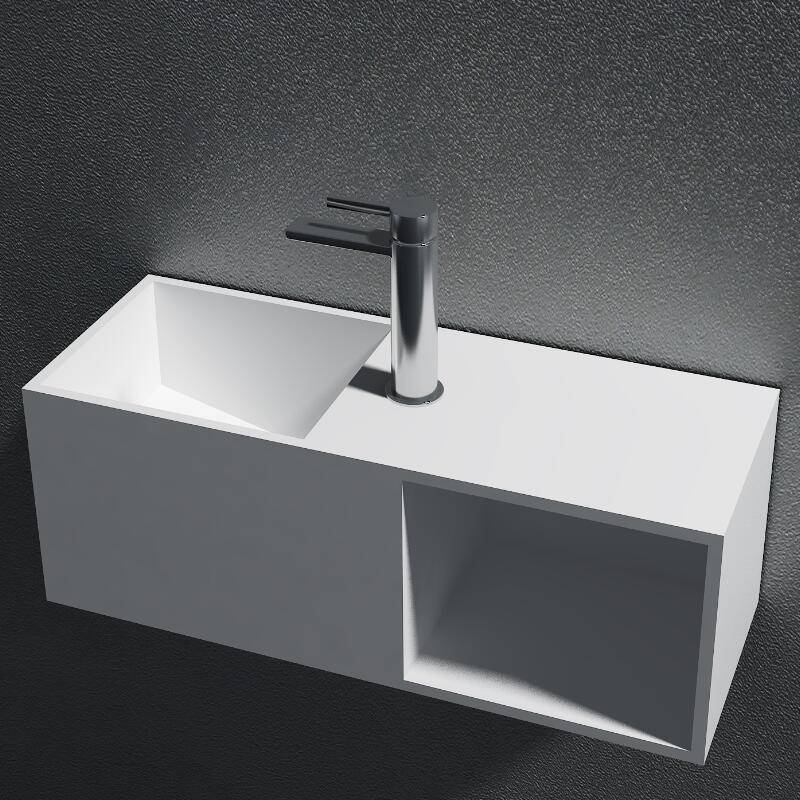 Solid Surface Stone Basin(PB4205)