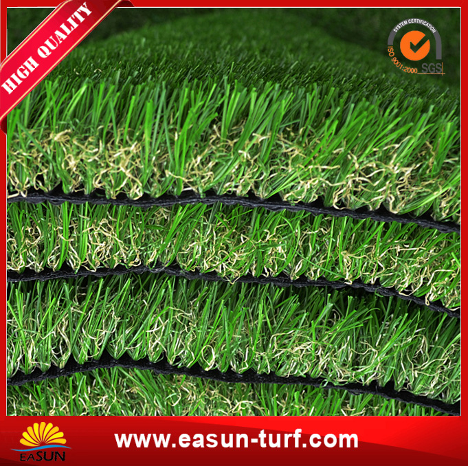 Landscaping Cheap Synthetic Grass turf For Garden-AL