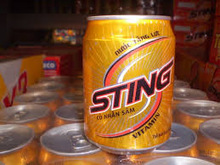 Red Sting 250ml Energy Drink