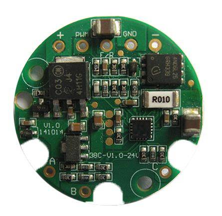 BLDC Motor Controller for Vehicle Water Pump