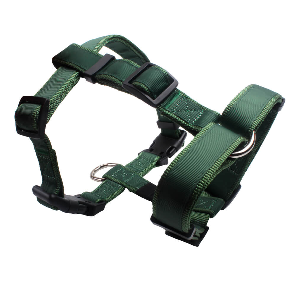 Best dog harness for sale: Nylon ribbon solid color