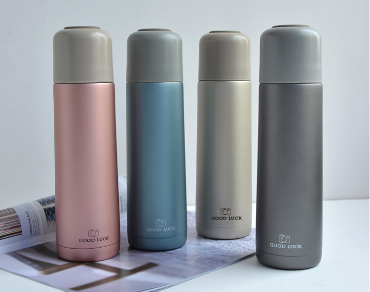 Simplicty Stainless Steel Vacuum Insulation Business Outdoor Flask