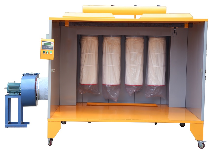 Electrostatic Powder Coating Booth for Sale