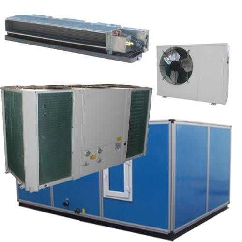 central air conditioners,water chillers,heat pumps,ducted fan coil units,air cooled water chiller,wa