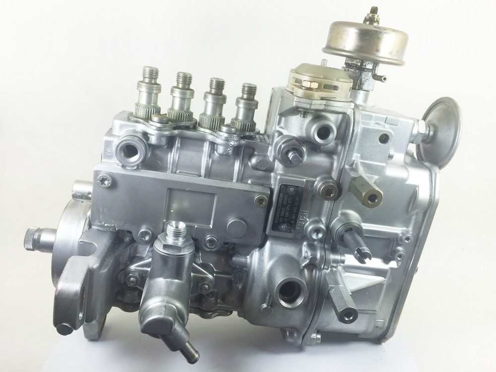 6610707001 Remanufactured Fuel Injection Pump for Ssangyong Musso/New Korando 4 Cylinders