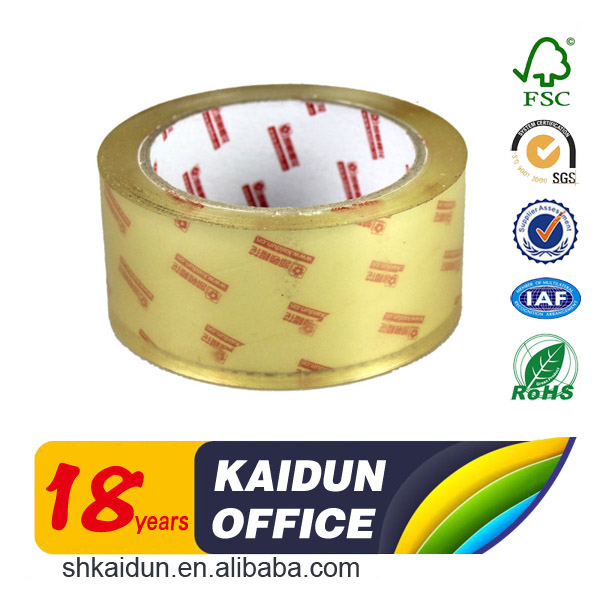 High quality self adhesive tape