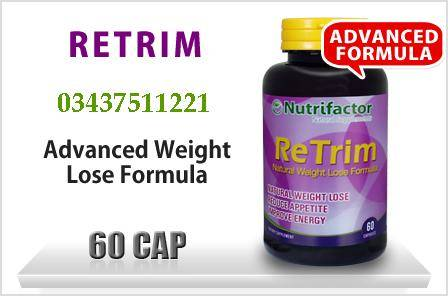 Retrim waight loss product in lahore pakistan 03437511221
