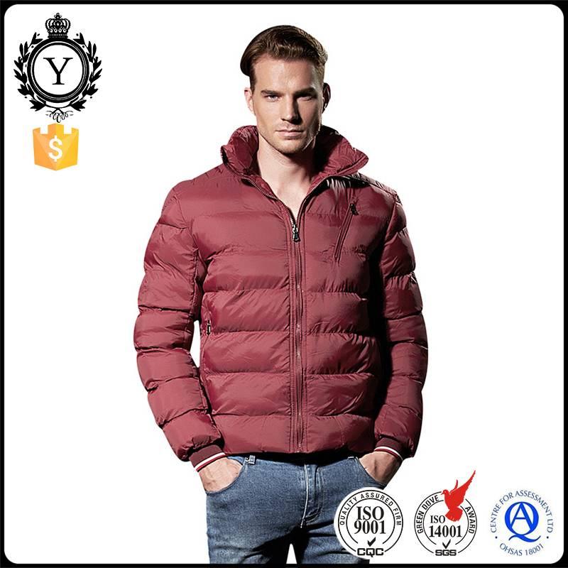 2016 Coutudi Winter Outer Wear Mens 100% Polyester Waterproof Lightweight Jacket