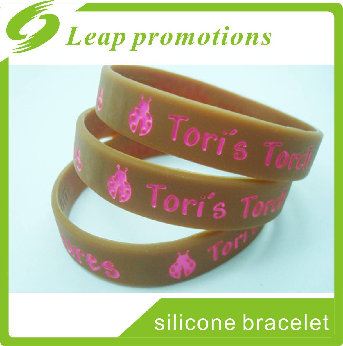 Child liked wristband silicone wristband for children gifts