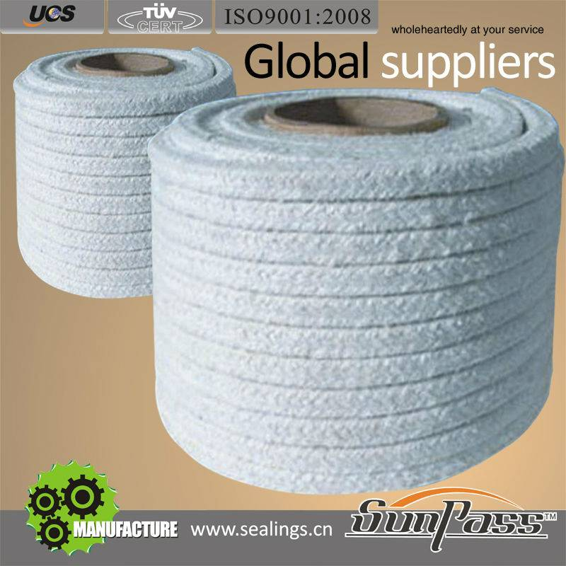Best Quality Supplier Square Ceramic Rope With 1260C