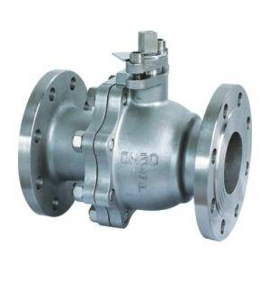 Two Piece Floating Ball Valves