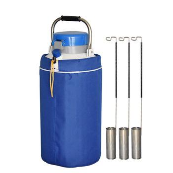 YDS-2 / 3 / 6 / 10L Frozen Cryogenic Cylinder Liquid Nitrogen Dewar Tank