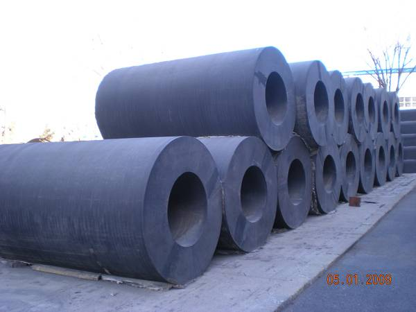 CYLINDRICAL RUBBER FENDER(DF-CY)