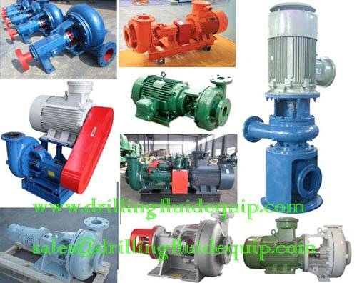 Oilfield Vertical Centrifugal Sand Pump and Impeller