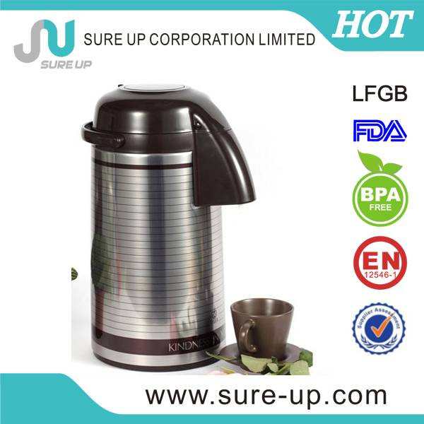 thermal thermos metal outer hot air pot