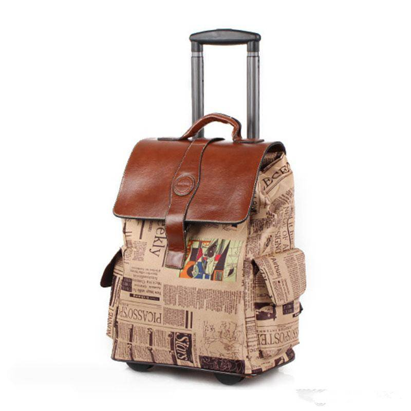 Bw1-066 Oxford Cloth Trolley Bag for Luggage Bags & Cases