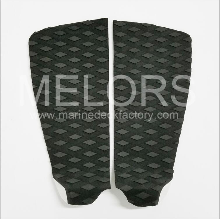 Melors EVA Foam Surfing Surfboard Tail Pad Replacement