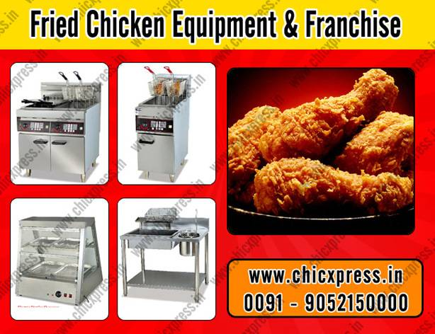 fried chicken franchises india
