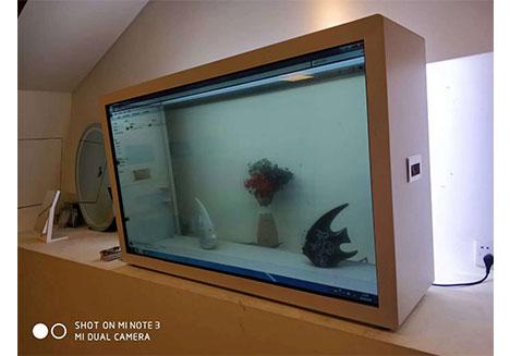 Transparent DisplayFactory Price Transparent Display LCD Transparent Screen Transparent Display S