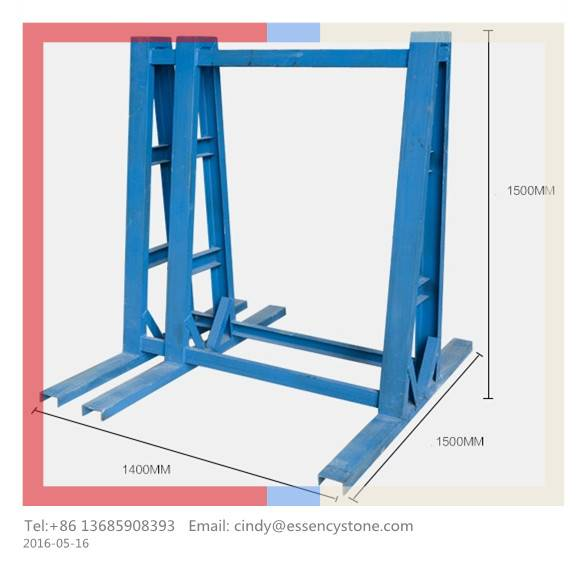 Stone A-Frame, Stone Slab Display Rack, Storing Frame, Moving Frame, Truck a Frame