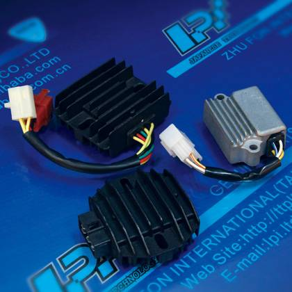 RECTIFIERS-GENUNIE MOTORCYCLE SPARE PARTS