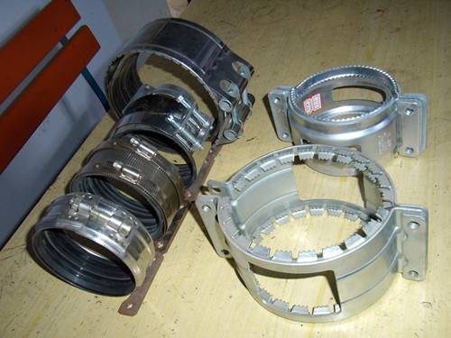 No Hub Couplings/Hubless Couplings