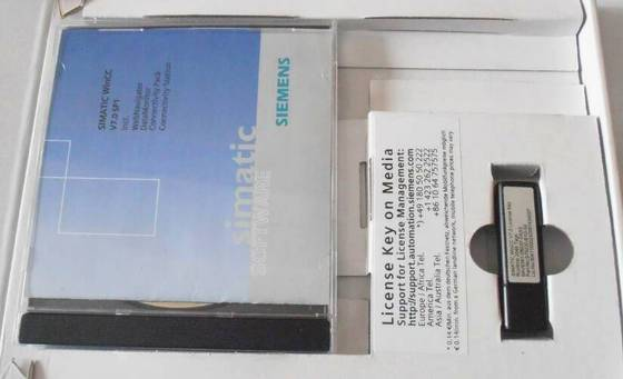 100% ORIGINAL siemens software simatic WINCC STEP 7,WINAC software 6AV6381-2BE07-0AX0