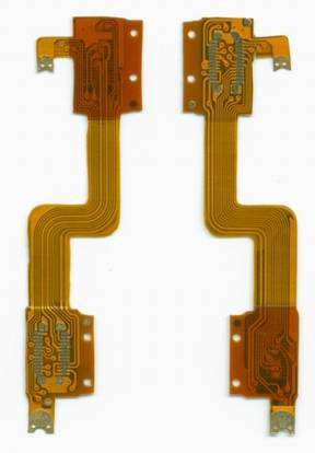 2 Layers Flexible PCB