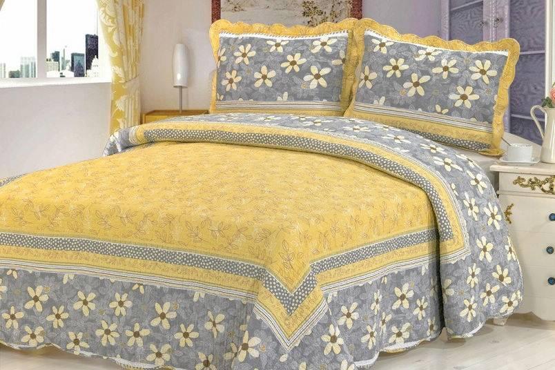 100% cotton fabric quilt sets