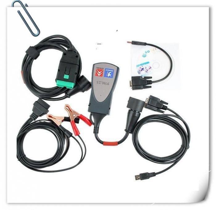 2014 Top selling Professional diagnostic tool lexia 3 citroen New version V48 lexia3 pp2000 Internfa