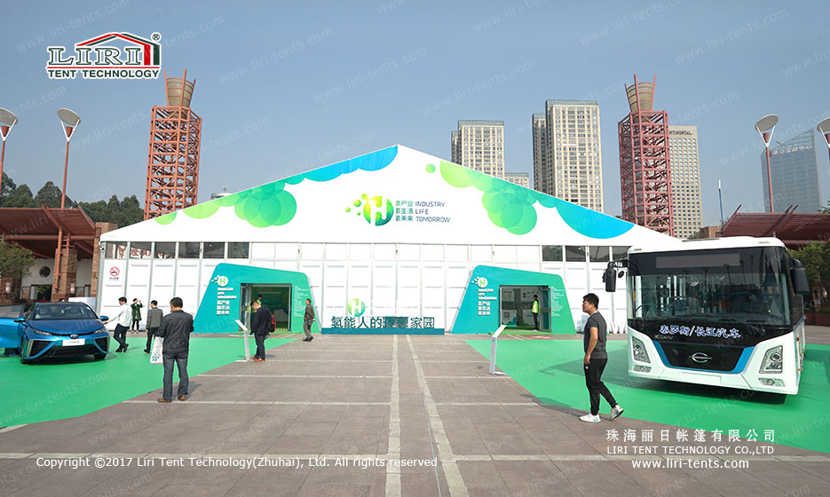 40m Big Event Show Tent for International Show, Big Exhibition Tent for Sale