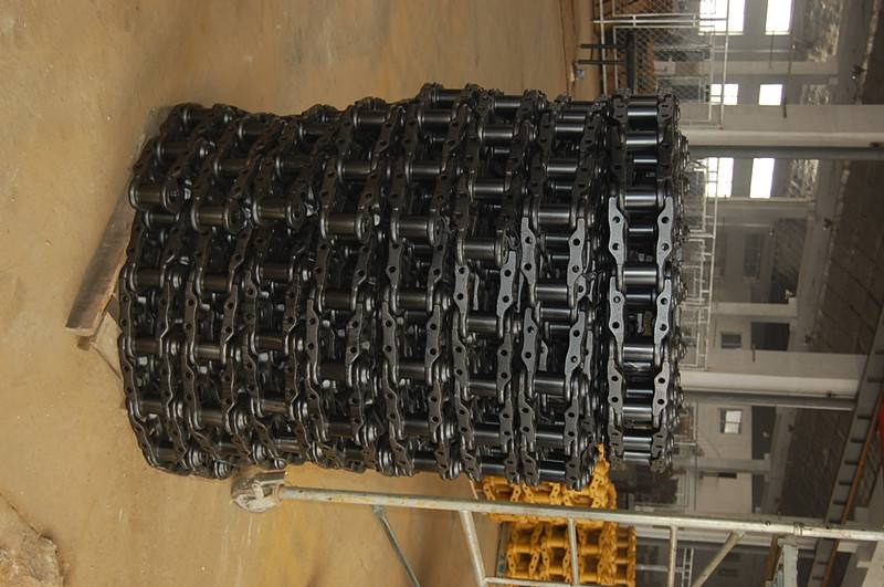 excavator undercarriage parts track link assy