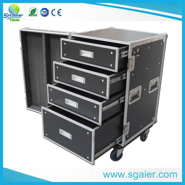 Aluminum carrying case ,Locking aluminum carry case