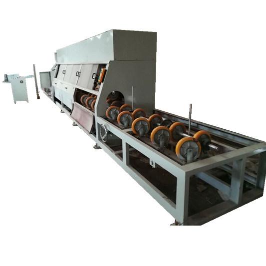 Paper Tube Polishing and Wax Coating Machine