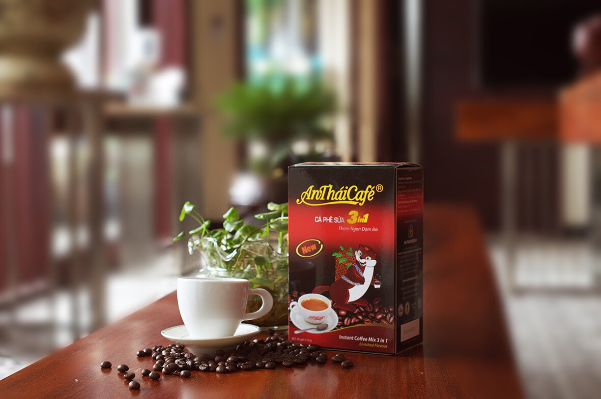High Quality 3 in Mix Instant Coffee From VIETNAM