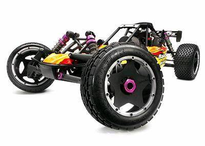Hpi Baja 5b RTR Gas Power R/C Buggy