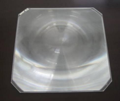 Fresnel lens for projector