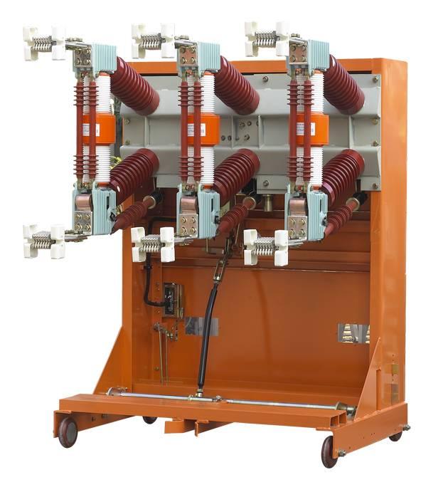 Indoor Vacuum circuit breaker, SIMENS 3AH 3AF