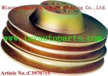 Dongfeng Crankshaft Pulley C3970715