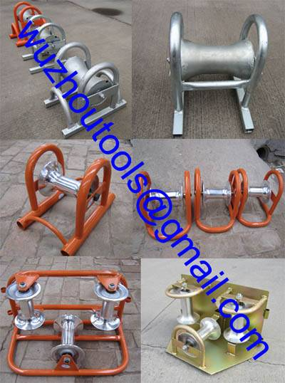 Cable rollers,Cable Laying Rollers,Cable Guides