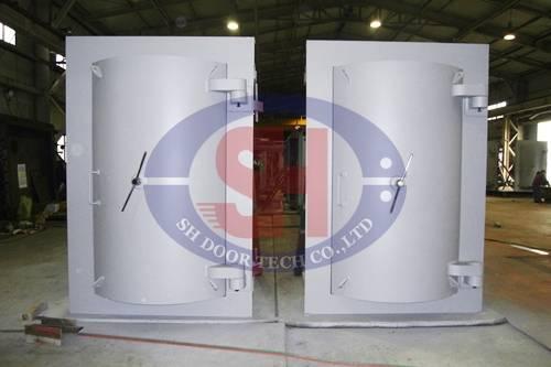 Blast Proof Door (900x2000) - SH DOOR TECH CO , LTD