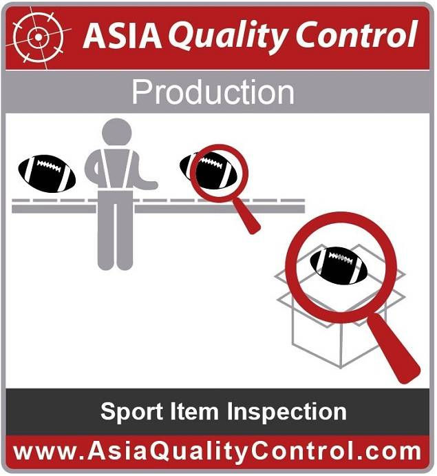 Sport Item Quality Inspection in Indonesia