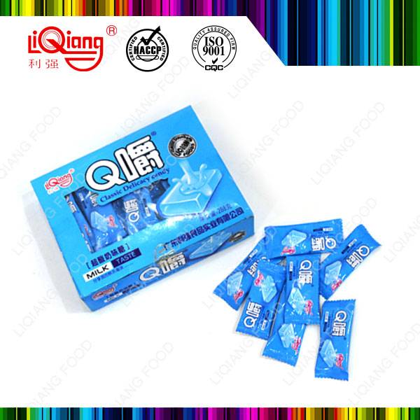 free sample candy yoghourt soft candy