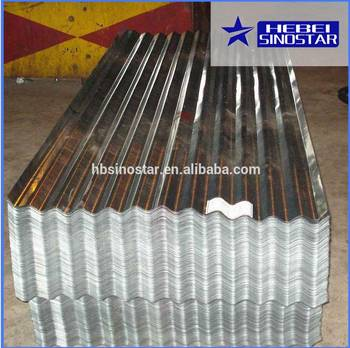 Gi Corrugated Roofing Steel Sheets/Plates with Best Quality in China