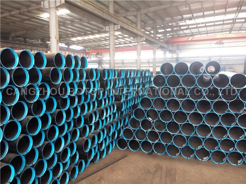 JIS G3456 Carbon ERW Steel Pipe for high temperature service