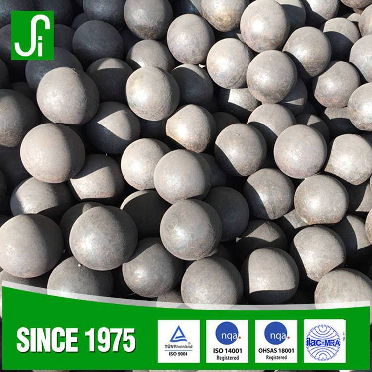 Cast Grinding Steel Ball Steel Castings for Ball Mill