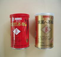 (Red) Ginseng Candy – Paper Can